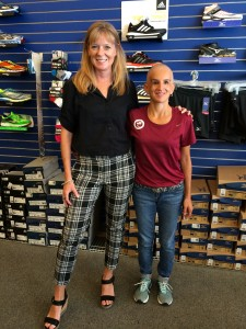 Picture of Ivonne and Ellen, Runner's Stop Owner.